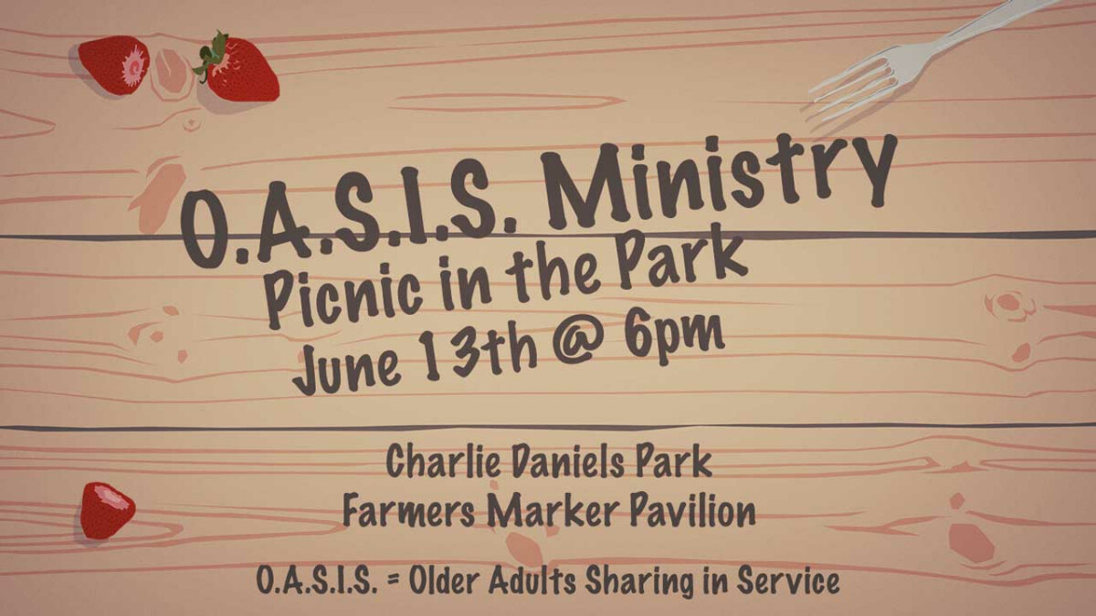 OASIS Picnic in the Park