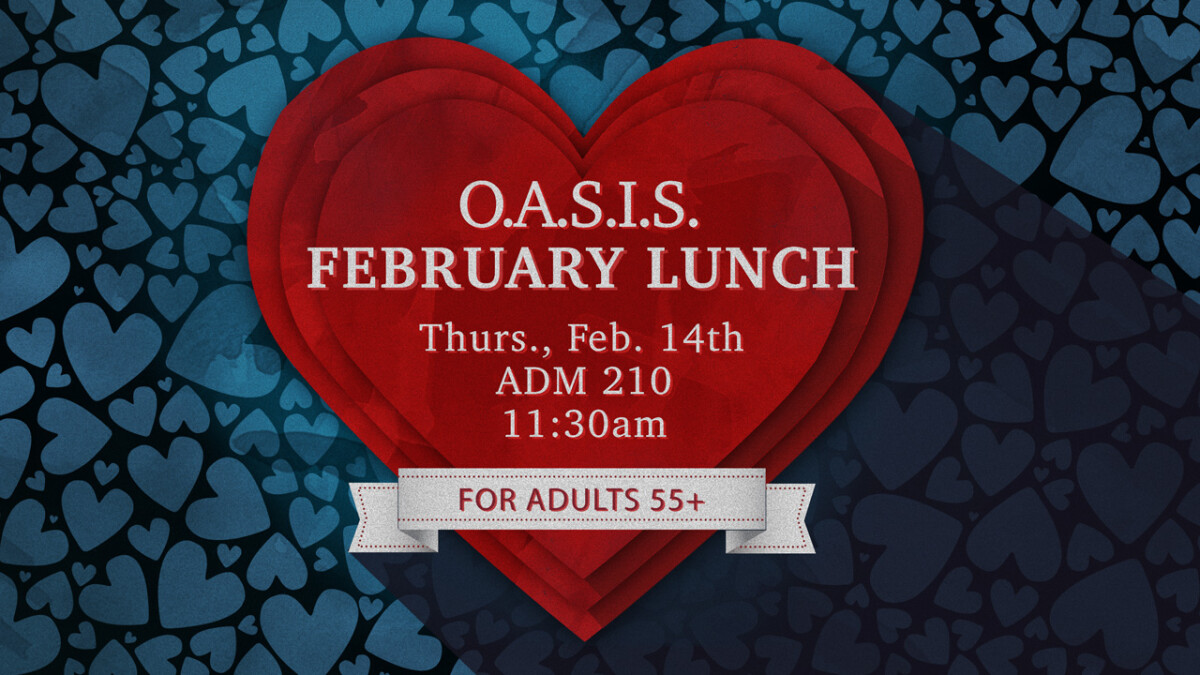 OASIS February Lunch